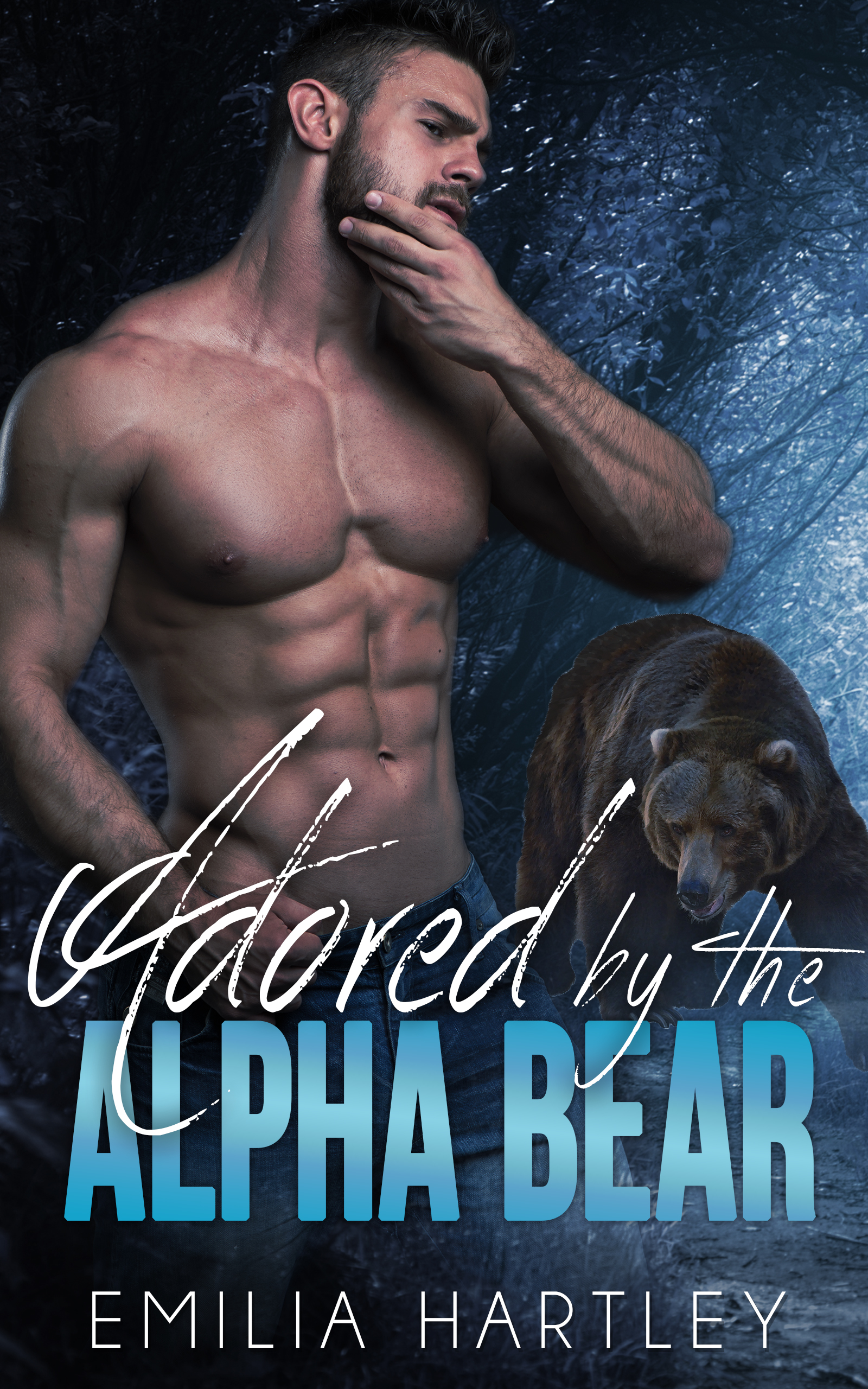 Adored by the Alpha Bear Image