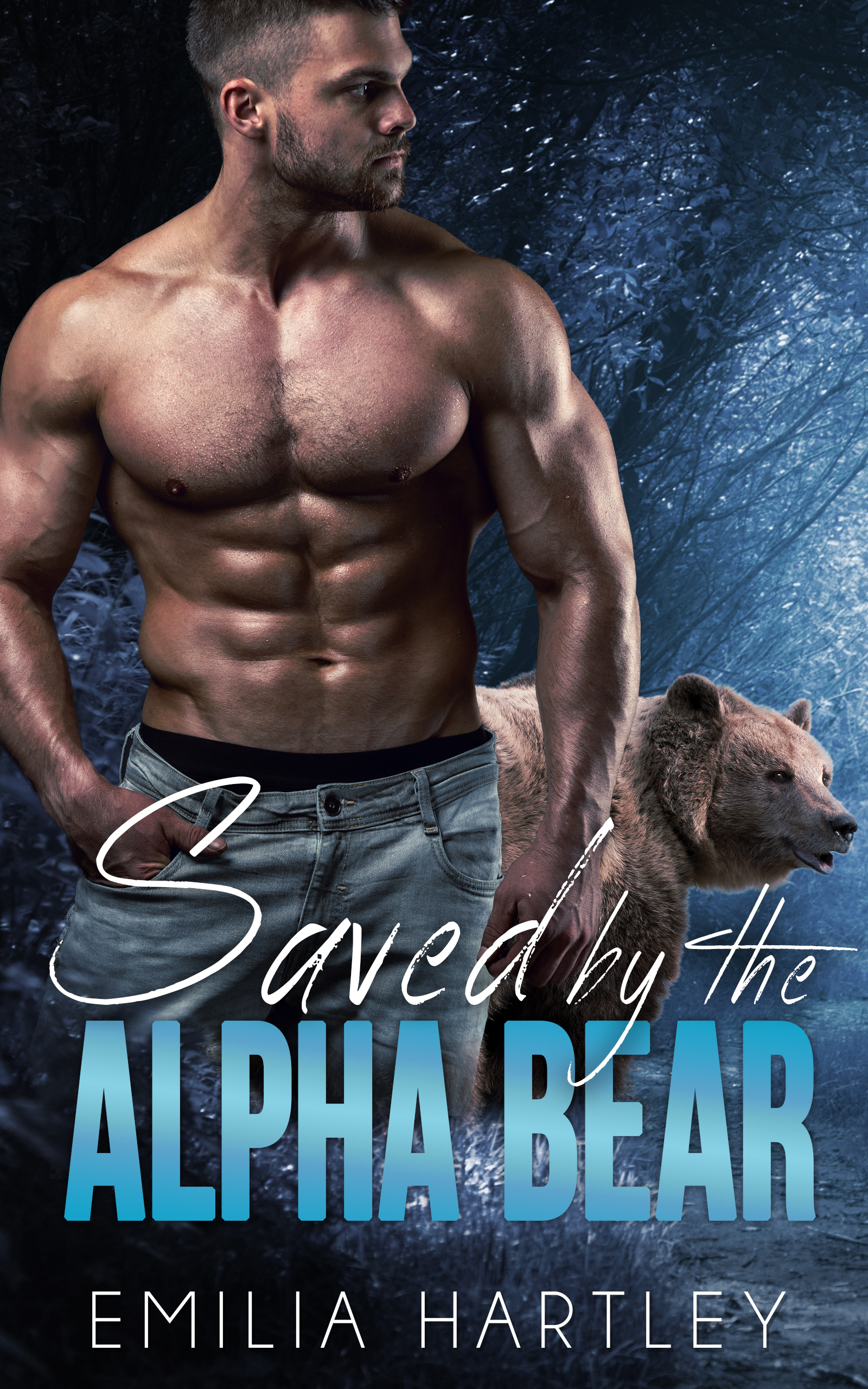 Saved by the Alpha Bear Image