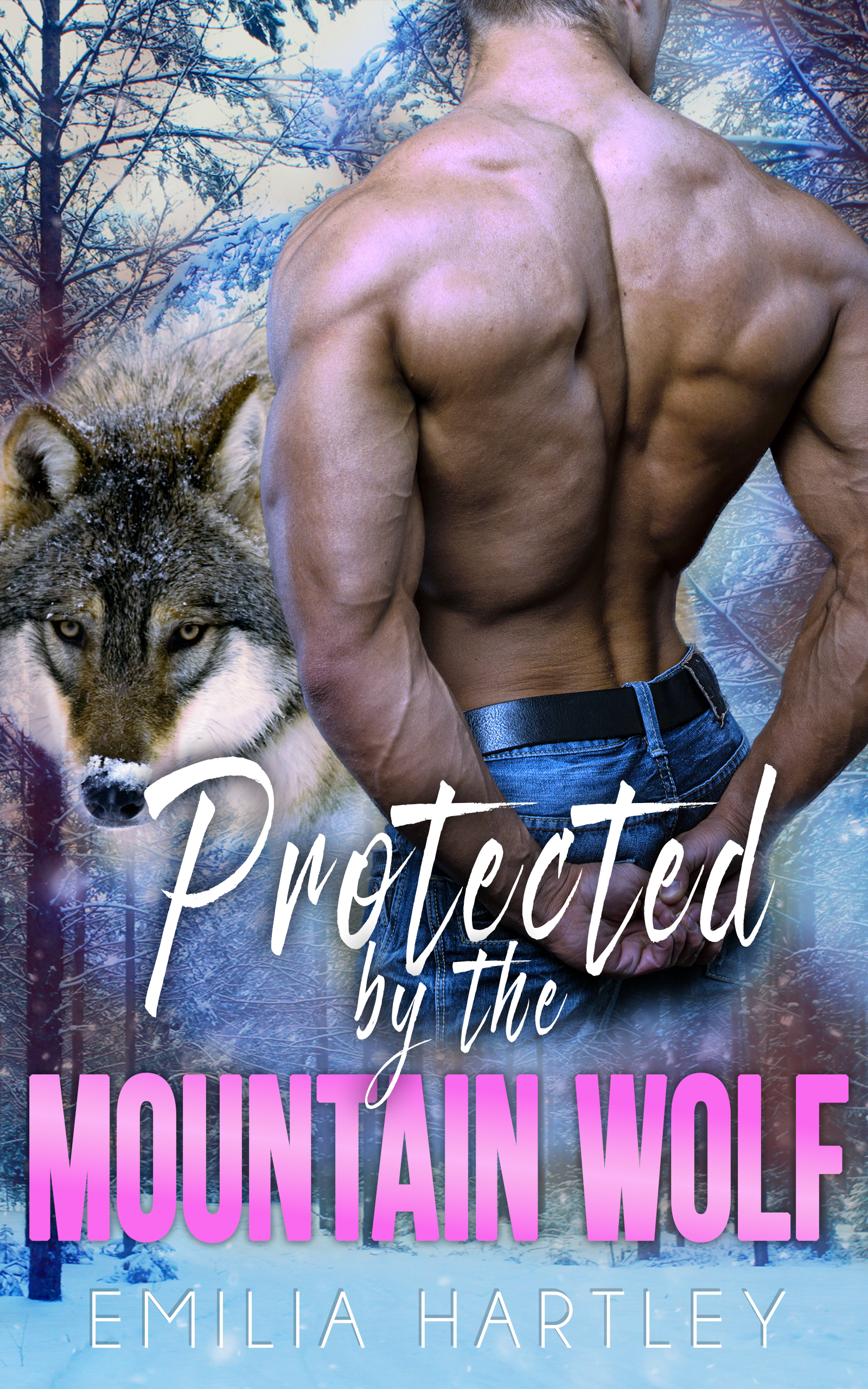 Protected by the Mountain Wolf